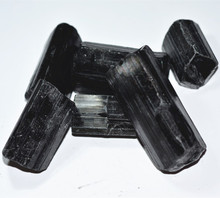 Wholesale high Quality natural rough black tourmaline stone