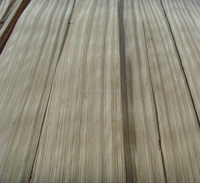 African Zebrawood Natural Wood Veneer