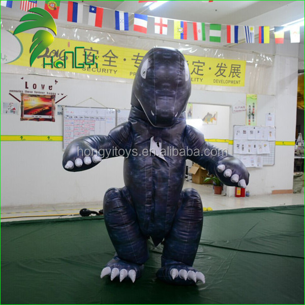 inflatable dinosaur suit (2)