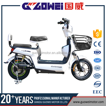 Chinese cheap electric moped for women