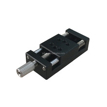 PT-SD10-20 Miniature Manual Linear Stage, Linear Translation Stages