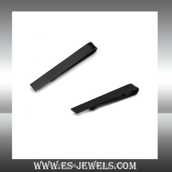 OEM Service Stainless Steel Engraved Tie Clip