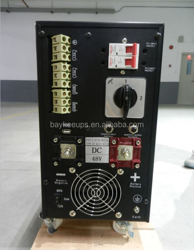 Baykee buying online in china 3KW components used in inverter , Solar Inverter