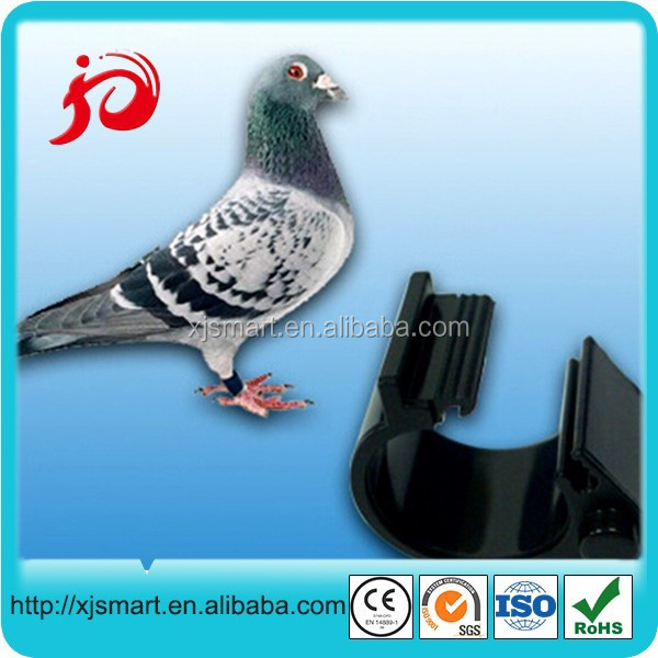 Best seller rfid foot ring for birds and pigeon tracking