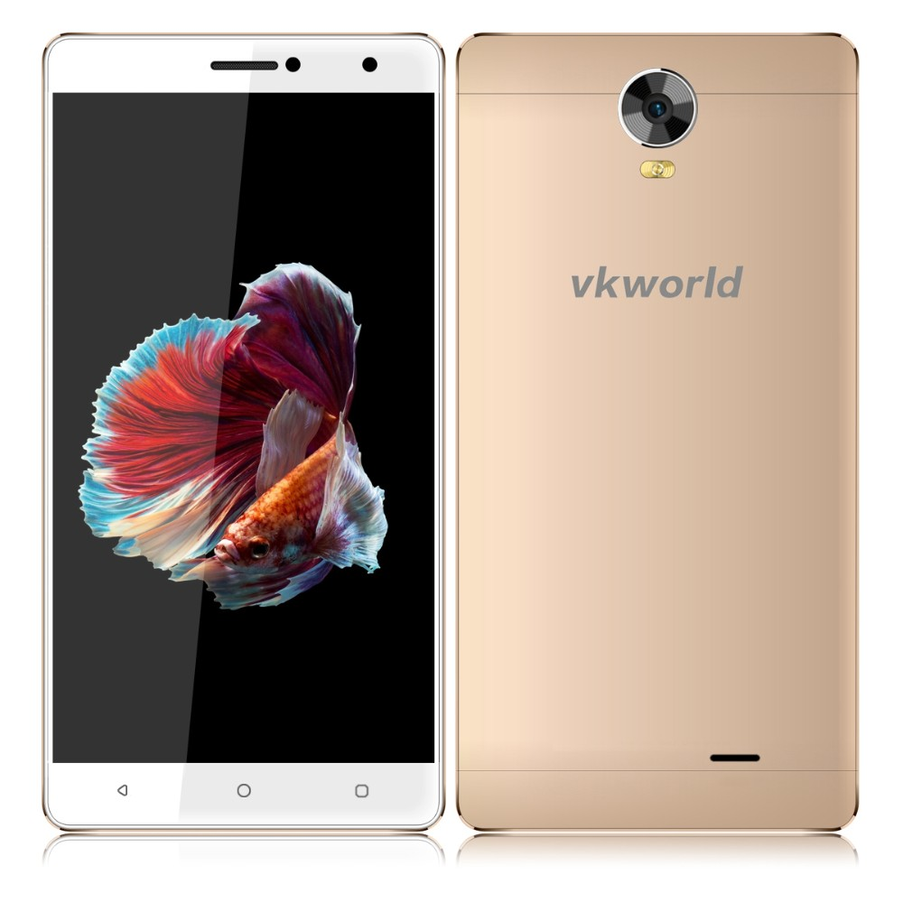 OEM vkworld T1 6 inch Big Touch Screen RAM 2G ROM 16G Android 5.1 Camera 5MP+13MP Dual SIM 3G Unlocked Mobile Phone