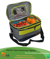 custom high quality safety fresh fruit and vegetable cooler tote bag
