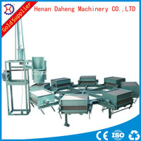 high output low price chalk making process