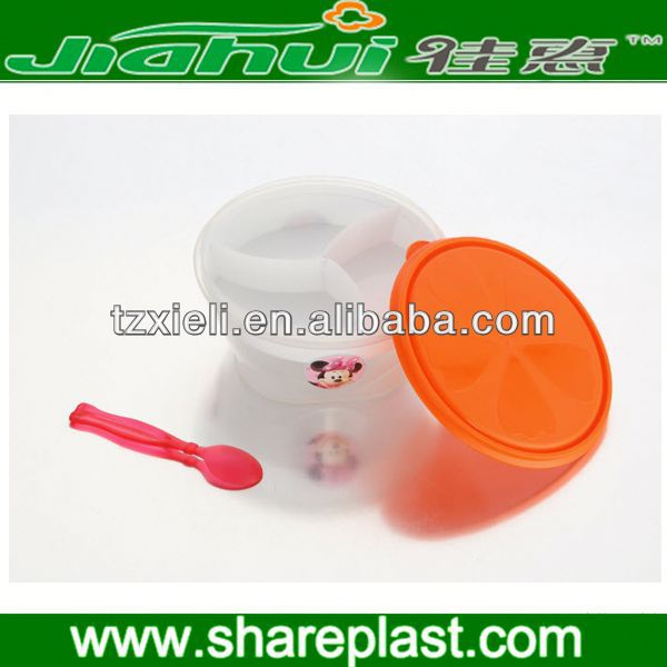 2013 Hot Sale 3 oz plastic containers with lids