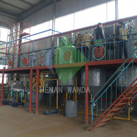 mutton fat refinery plant/mutton tallow refining plant/caproin refining/sheep oil refining plant