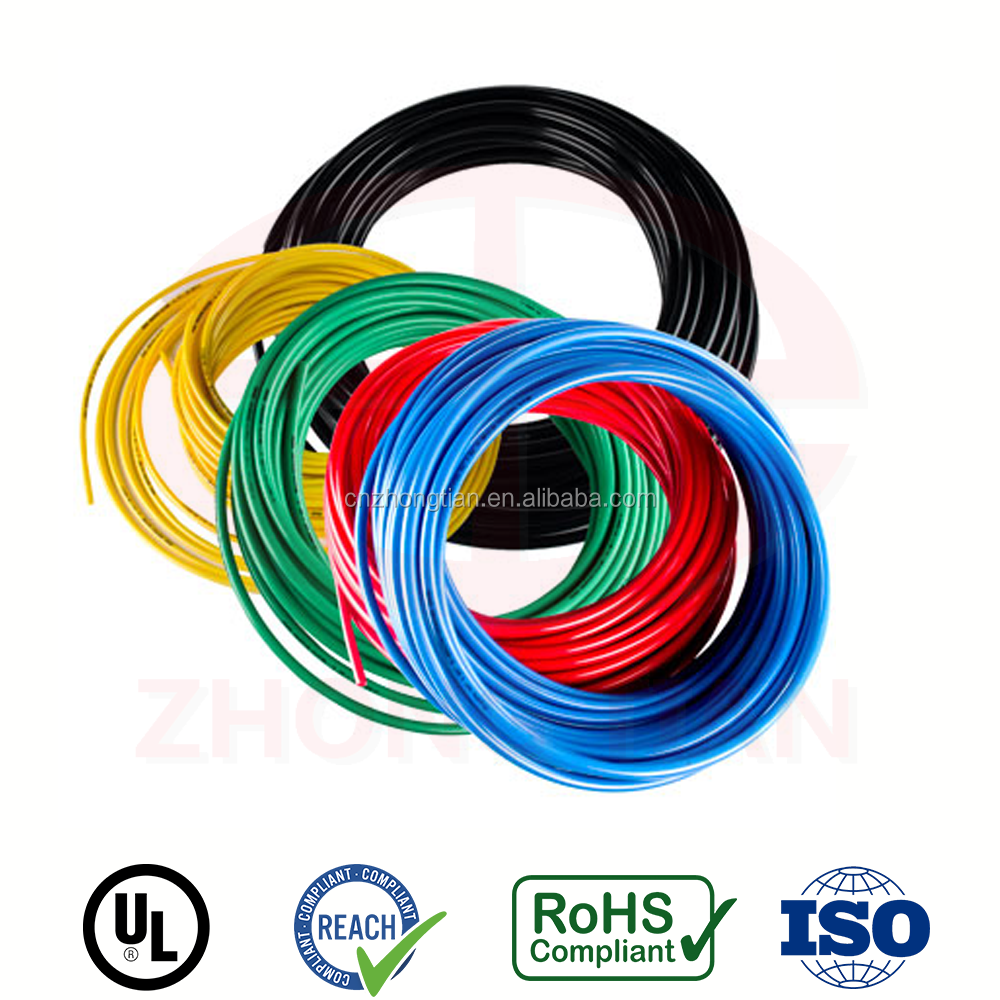 UL colorful durable insulation protective wire sleeve