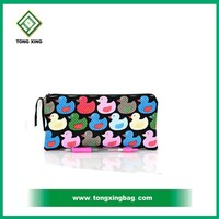 Big Color Pencil Case with zip