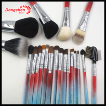 Makeup brush set 20 piece,new products 2017 makeup brush kit