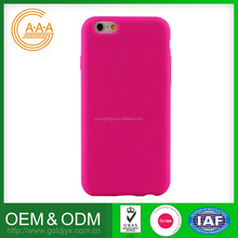low price cheap silicon case for iphone 6