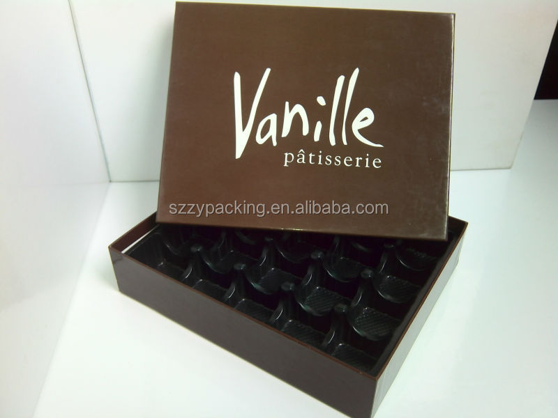 Unique Handmade Paperboard Chocolate Box Wholesale In Shenzhen, Factory Price