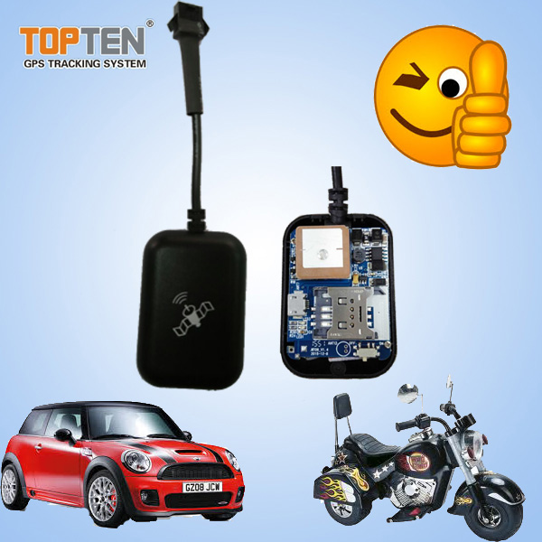 motorbike tracking device gps and mobile control