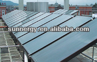 2013 Hot Sale Government project Flat Plate Solar Collector
