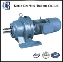 Customized helical gearbox strength component with oil seal