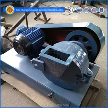Small lab disc mill for powder mill