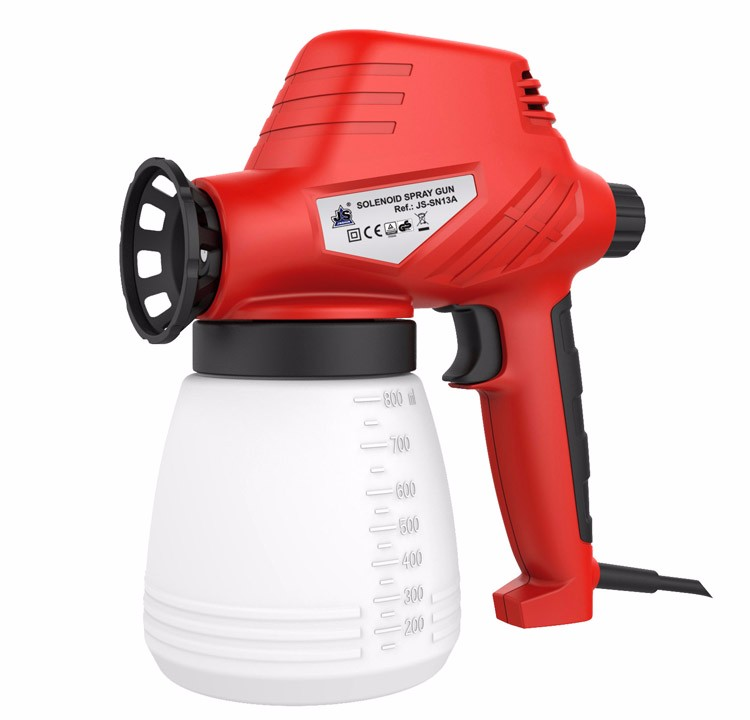 Electric Air Spray Gun (80W JS-SN13A)