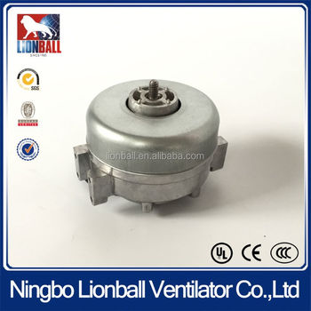 With 35 years experience double feet unit bearing commercial ice ball maker motor