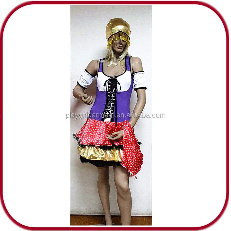Halloween sexy animal and women movie cosplay costumes for adults PGFC-2783