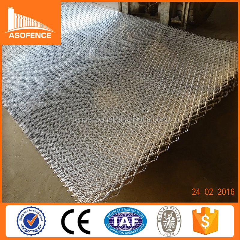High Quality and good price Aluminum plate sheet /expanded metal mesh