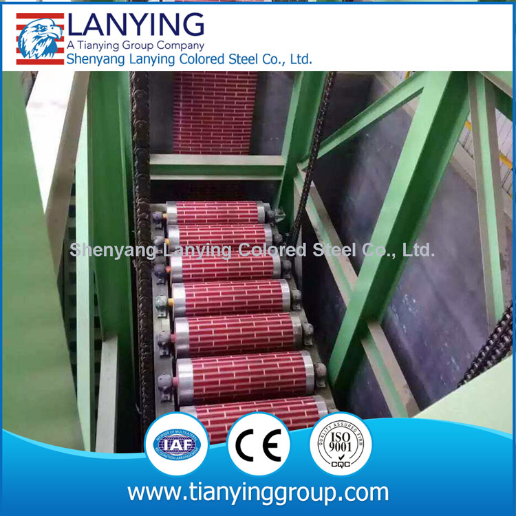 hot dipped galvanized steel coils factory