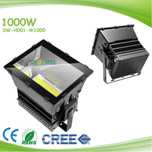 2016 Alibaba Outdoor XTE 400W 500W 1000W LED Flood Lighting Fixture For Stadium