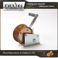 factory direct sale hand winch small