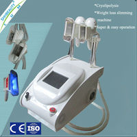 professional cryolipolysis beauty parlor instrument