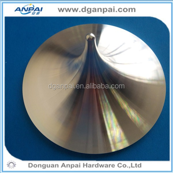 transmission part stainless steel closed end tube