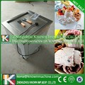 Factory price italian 110v rolled fry ice cream machine for sale