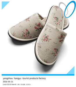 wholesale close toe EVA new desigh girls fashion slippers