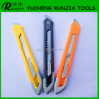 snap cutter blade promotional box paper cutter knife best price Wholesale mulit funcational utility knife T803-02