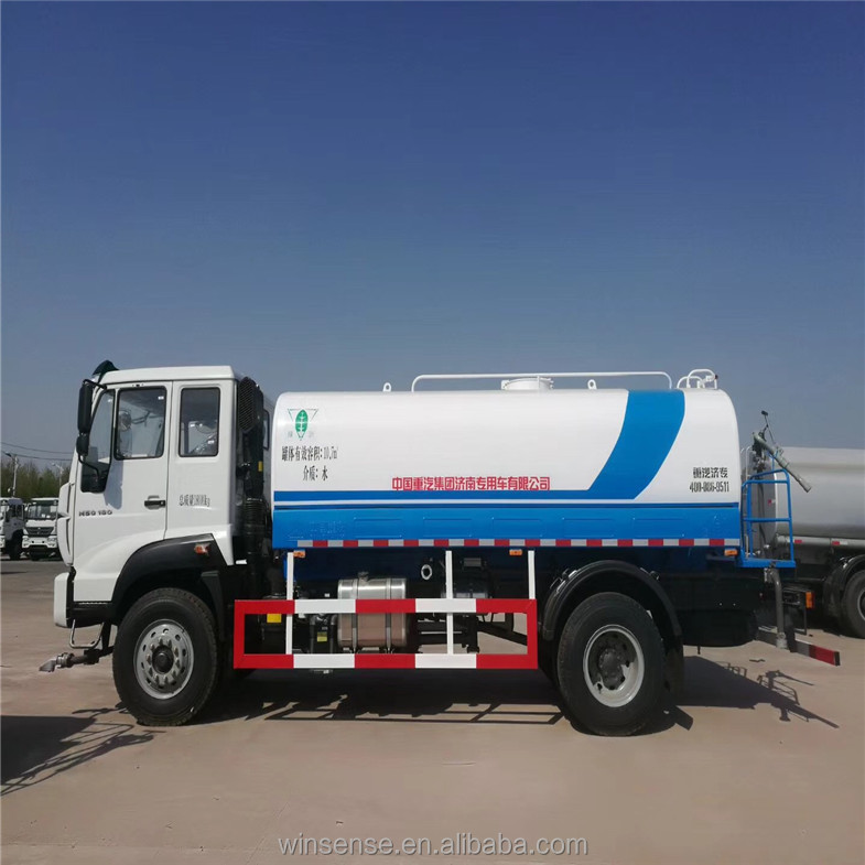 20000 Liters Stainless Steel Water Tanker Truck Hot Sale