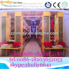 Automatic egg collection machine/egg collecting machine