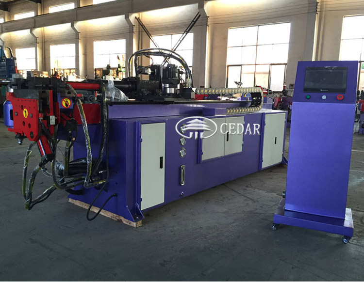 China product DW-38CNC tube steel pipe hydraulic bending machine cnc