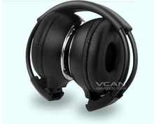 WL-2008 IR Stereo Infrared Headset Car Wireless TV Headphone Connect with TV VCR VCD DVD or audio system