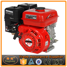 6.5hp ohv type small diesel engine transmission