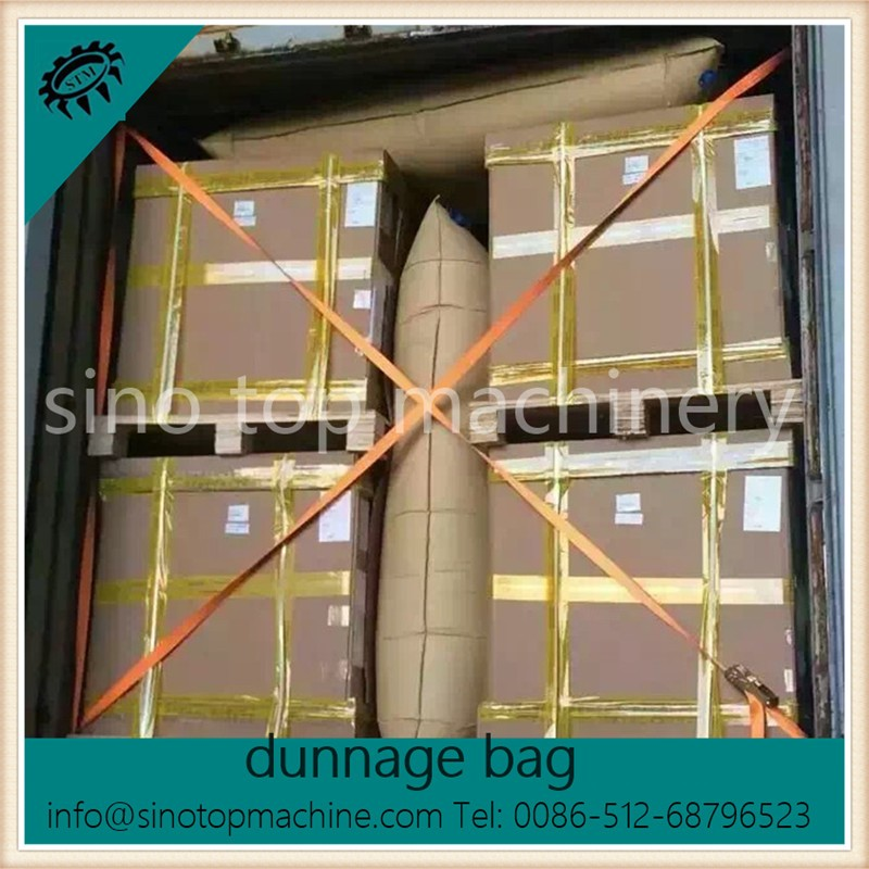 High quality dunnage air bag paper container bag