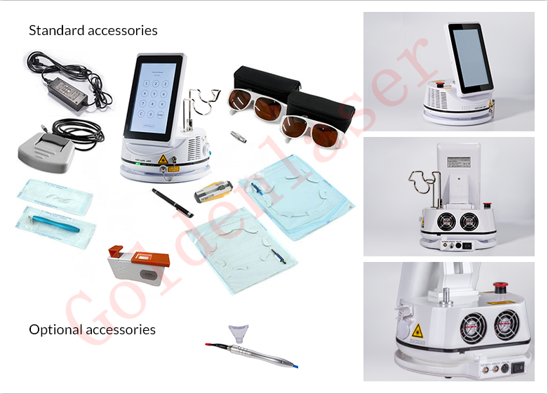 New design Perfect quality 10 watt diode dental whitening laser manufacturers in china