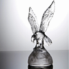 K9 Crystal Eagle Statue Trophy Crystal
