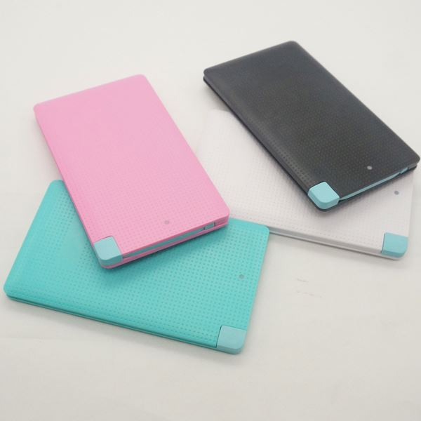 New Design Lcd Display Perfume Portable Power Banks
