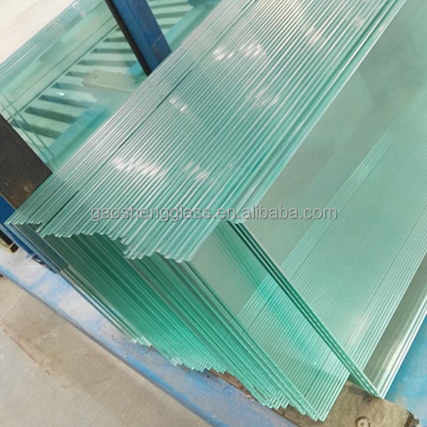 CE approved toughened 6mm tempered glass price