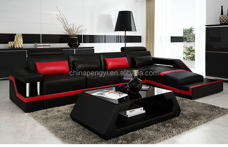 2016 Latest living room furniture sofa PY-H2203G