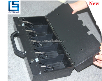 HIGH QUALITY POS metal cash box with combination lock