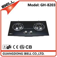 New design Chinese supplier 2 burner electric range