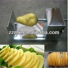 Big discount twisted chips potato cutter