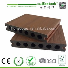 New tech co extruded wpc co-extrusion wood composite decking
