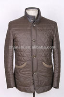 ZHAN SHI Unique Style Fashion Men Down/Cotton Jacket